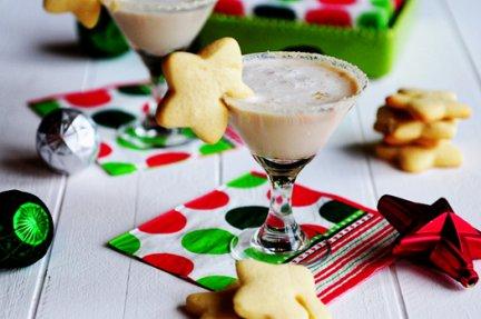 Ricette di Natale: l'aperitivo con biscotto