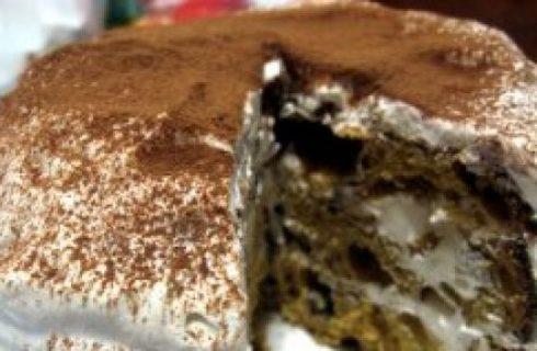 Cucina russa: la torta Nido di rondine