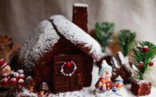 Ricette facili di Natale: la casetta da mangiare