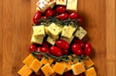 Ricette di Natale last minute: come sistemare i formaggi