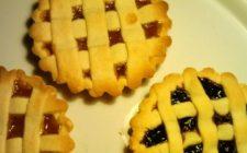 Dolci delle feste: le crostatine allo zenzero