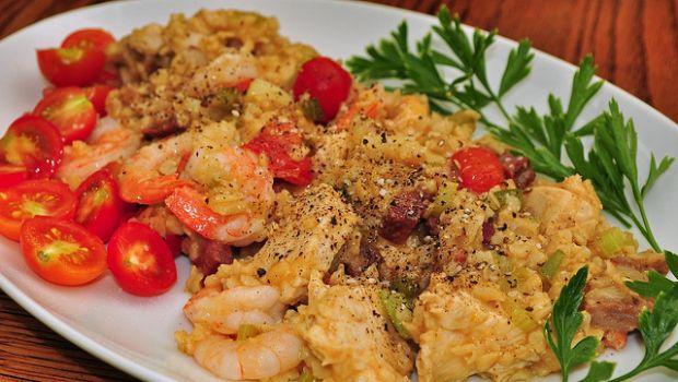 Prova la ricetta della jambalaya per uno sfizioso piatto unico
