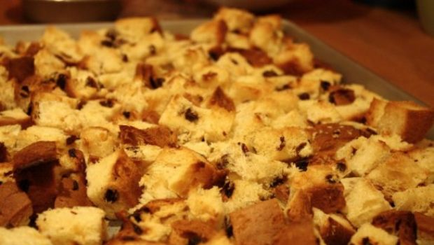 Ricette con il panettone avanzato: il pudding