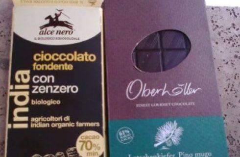 Cioccolato: gusti insoliti.
