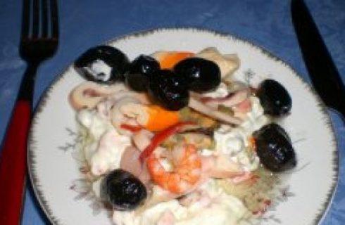 Cucina russa: le insalate light