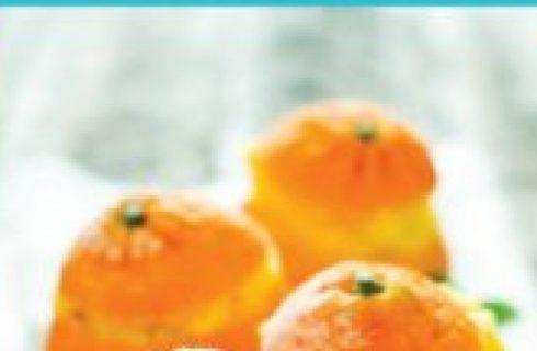 Ricette invernali: il sorbetto di clementine