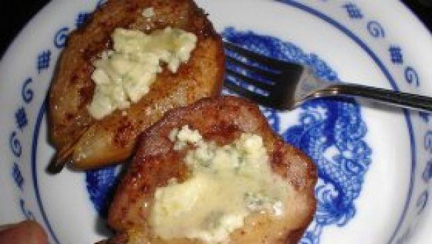 Ricette San Valentino: le pere alla crema di formaggio
