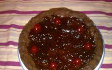 Ricette dolci: la mia crostata al cacao ed amarene
