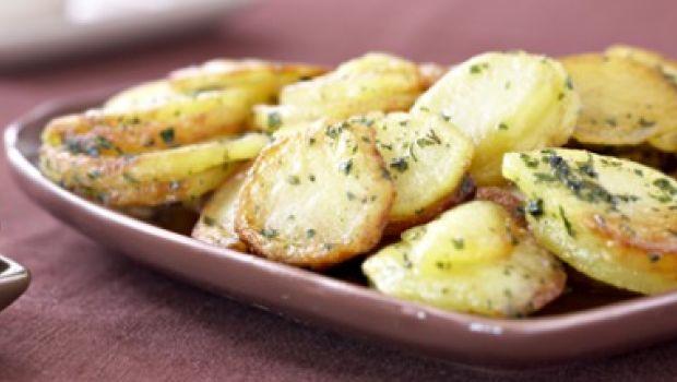 Le patate alla sarlandaises