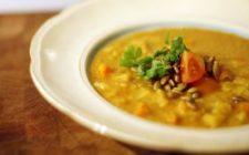 Come cucinare le lenticchie: la zuppa esotica