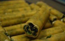 Ricette primi colorati per Carnevale: cannelloni con ricotta e spinaci