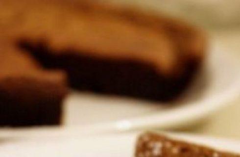 Ricette dolci: la torta friabile al cioccolato