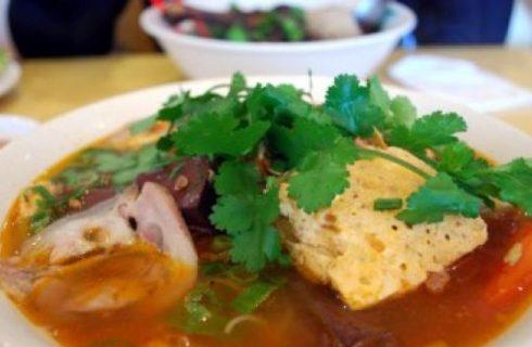 Ricette regionali: ciuppin, ovvero zuppa di pesce genovese