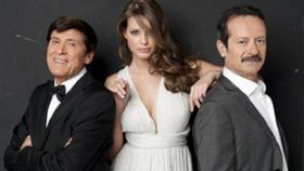 Festival di Sanremo 2012: in alto i calici alla salute dei protagonisti – Morandi, Papaleo, Celentano, Mrazova