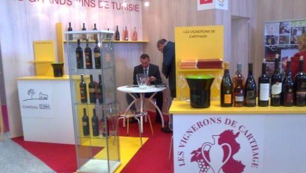 Vinisud: Vini della Tunisia