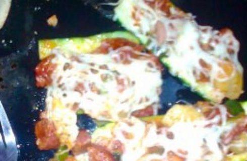 Secondi piatti: zucchine gustose