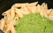 La ricetta del pesto di spinaci