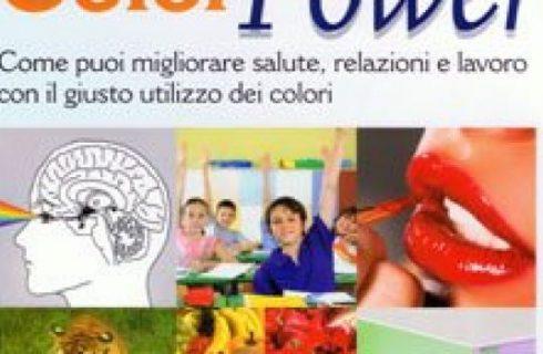 A tavola con i colori. Intervista a Mariella D'Amico autrice del libro Color Power