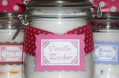Zucchero aromatizzato per ogni occasione gastronomica
