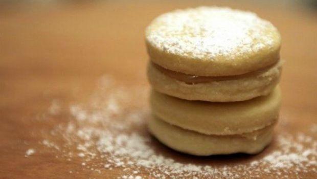 Ricette biscotti, gli alfajores al dulce de leche
