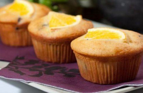 Festa del papà: i muffins con avena e arancia