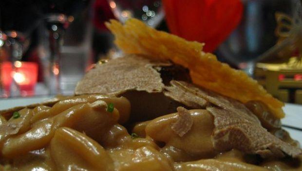 Cucinare con il tartufo: le scaloppine ai porcini