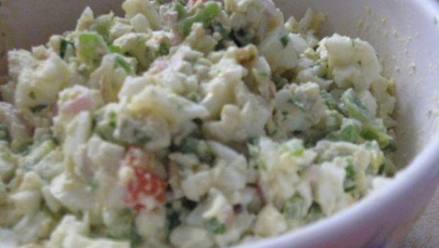 Ricette Pasqua, l'insalata di uova