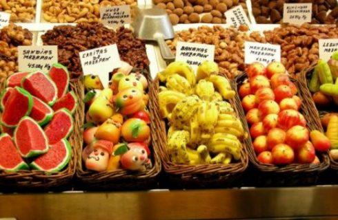 Pasqua 2012: ricetta del marzapane fatto in casa