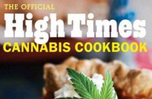 Il libro delle ricette a base di cannabis