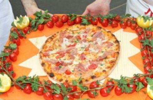 Cristian Bertoldo vince il campionato mondiale della pizza