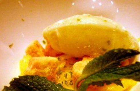 Ricetta dolci: il sorbetto di carote