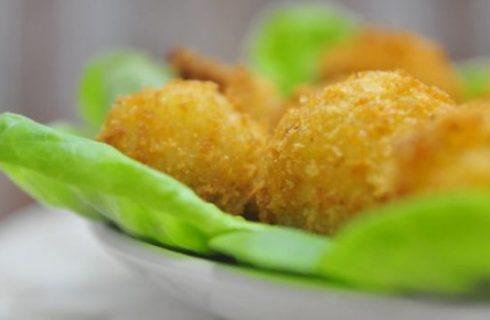 Ricette aperitivi: polpettine di patate e wurstel