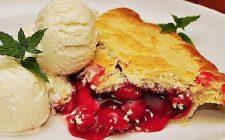 La cherry pie, ovvero la torta di ciliegie americana
