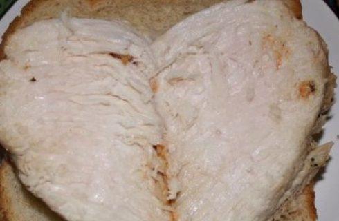Secondi piatti: pollo alla francescana