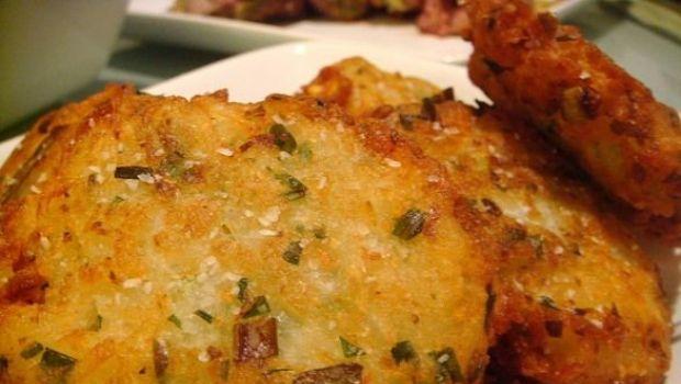 I latkes ovvero le frittelle di patate ebraiche