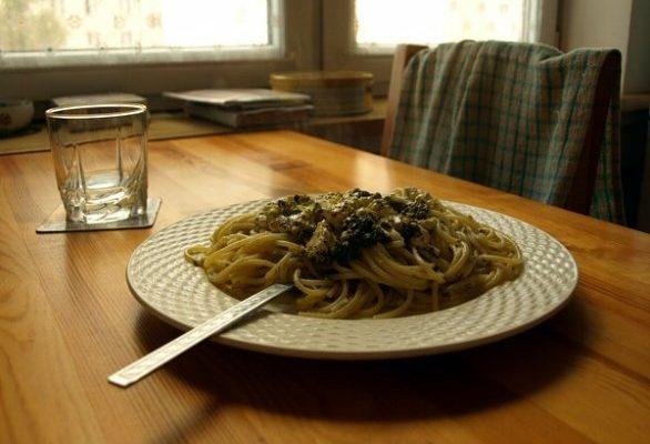 Ricetta salsa, pesto di lenticchie e anacardi