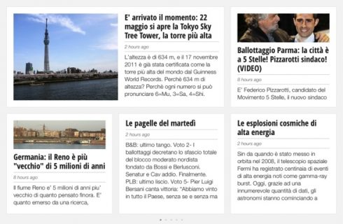 Blogo.it disponibile su Google Currents!