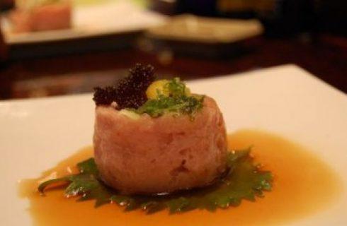 Ricette light: tartare di pesce ed albicocche