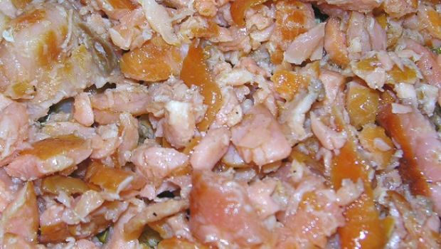 Primi alternativi: palline di ricotta al salmone