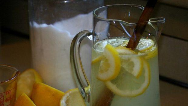 La limonata di Martha Stewart per combattere l'afa