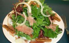 L'insalata di fichi e prosciutto crudo di Nigella Lawson
