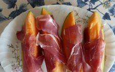Prosciutto e melone, tre ricette di Simone Rugiati
