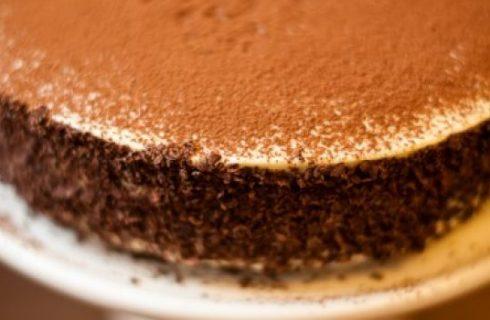 Ricette dolci: tiramisù leggero alla vaniglia