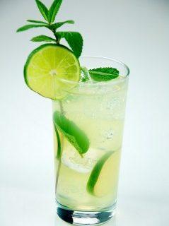 Il cocktail mojito in versione analcolico