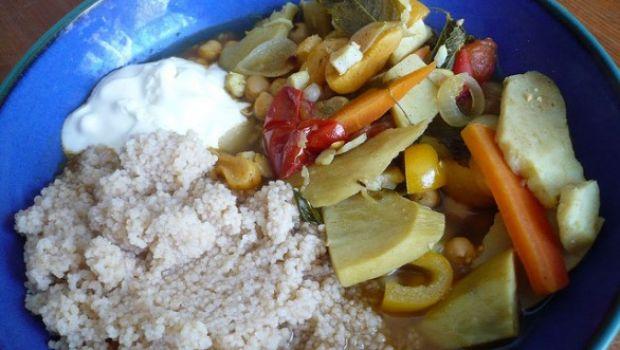 La ricetta del cous cous alle verdure