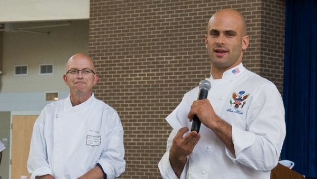 La zuppa di cetrioli e avocado di Sam Kass, cuoco della Casa Bianca