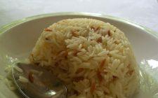 Ecco la ricetta del riso pilaf al forno, semplice e veloce
