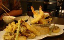 La ricetta per la pastella della tempura, tipico piatto giapponese