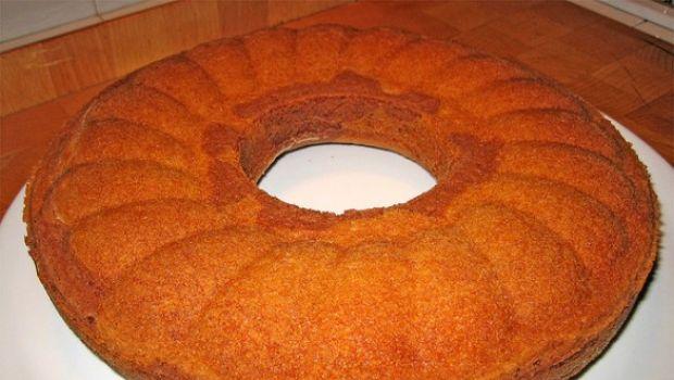 La ricetta della ciambella all'arancia