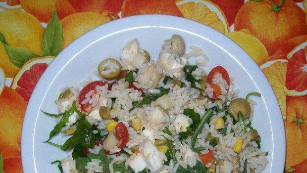 La ricetta della vera insalata di riso da gustare fredda